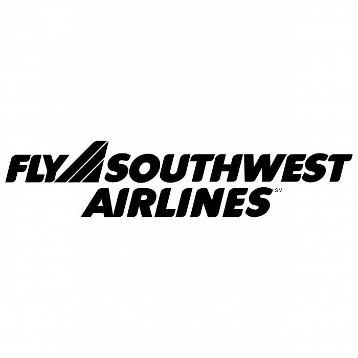 Southwest Airlines logo fly