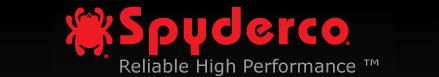 Spyderco website logo