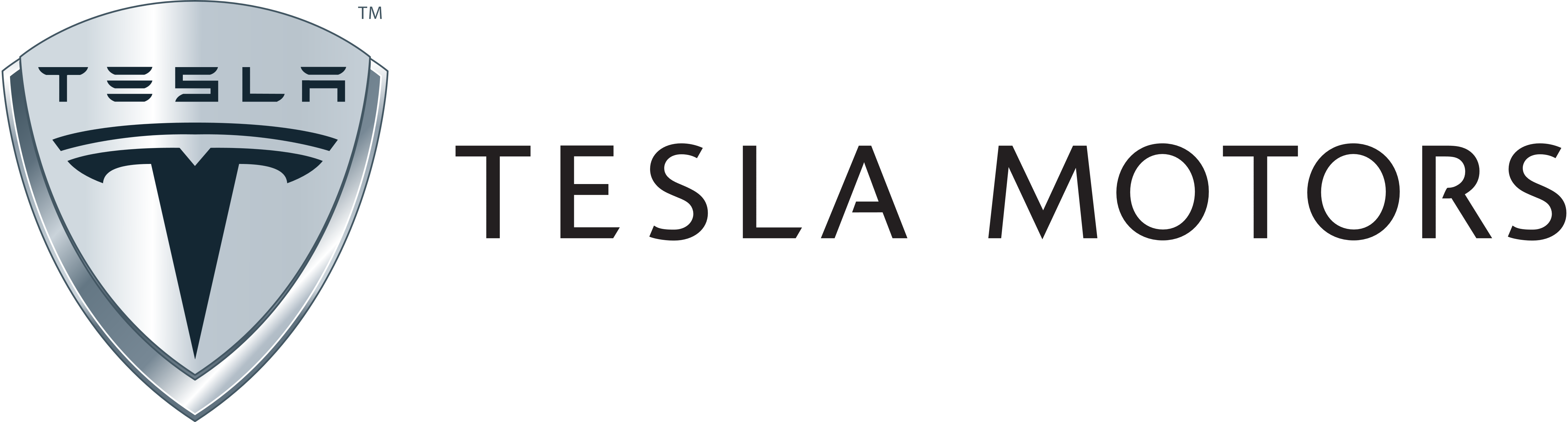 tesla motors � logos download