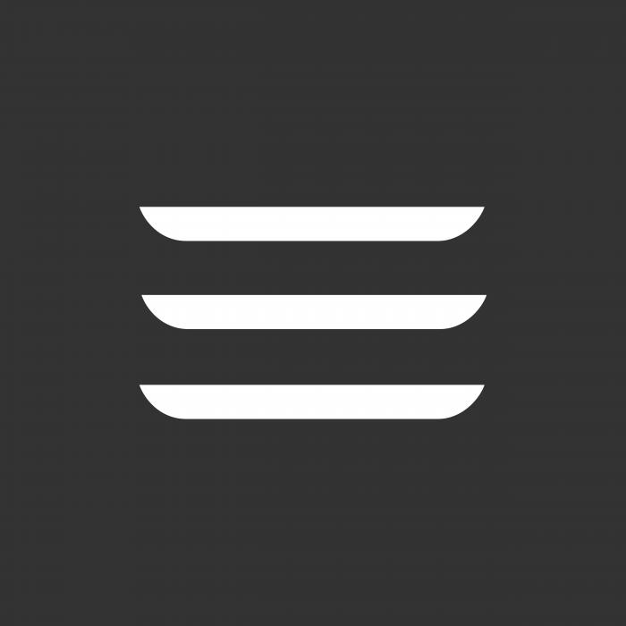 Tesla model logo cube