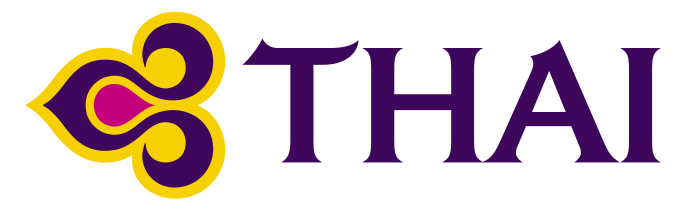 Thai Airways logo, logotype, emblem