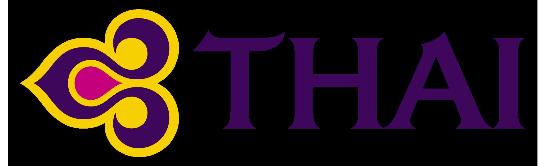 Resultado de imagen para Thai Airways logo