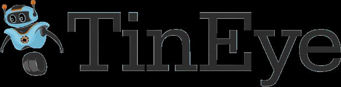 TinEye logo