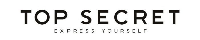 Top Secret logotype, logo 2