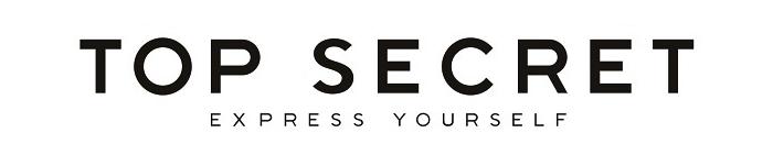 Top Secret logotype, logo 2