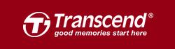 Transcend website logo and slogan