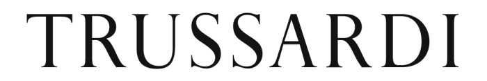 Trussardi logo, black
