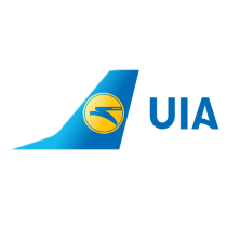 Ukrainian International Airlines, UIA logo