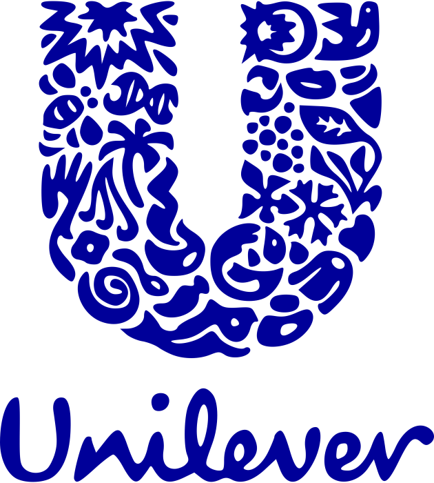 Unilever logotype, emblem, logo