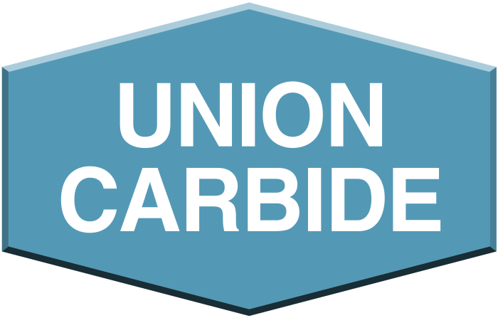 Union Carbide logo, emblem, logotype