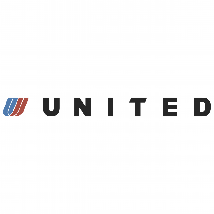 United Airlines logo brand