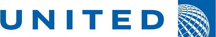 United Airlines logo, logotype
