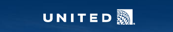 United Airlines website logotype