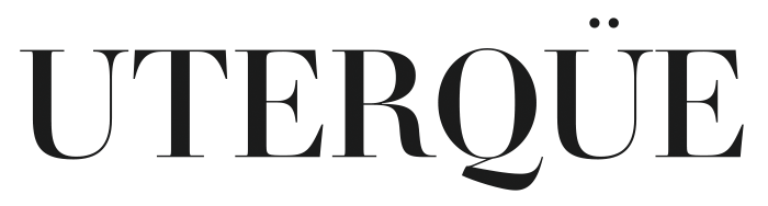 Uterqüe, Uterque logo, logotype, emblem