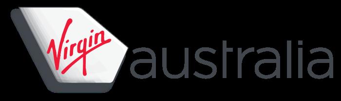 Virgin Australia logo, logotype, emblem