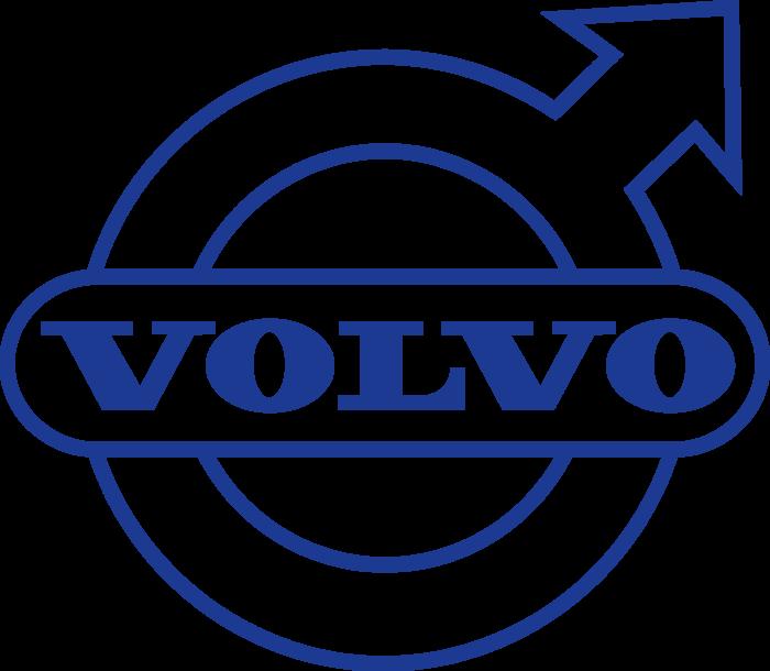 Volvo Logo 1959