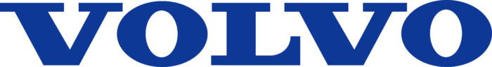 Volvo wordmark Logo 1959