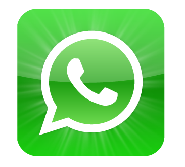 WhatsApp iOS logo, icon