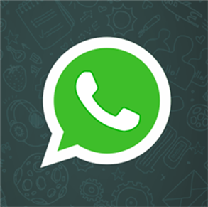 Whatsapp Windows icon, logotype