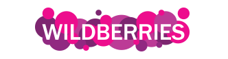Wildberries logo, emblem, logotype