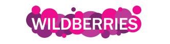 Wildberries logo, emblem, logotype