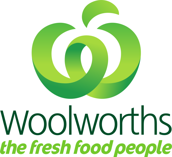 Woolworths logo, logotype, emblem