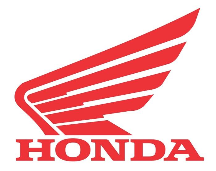 Honda motocycle logo