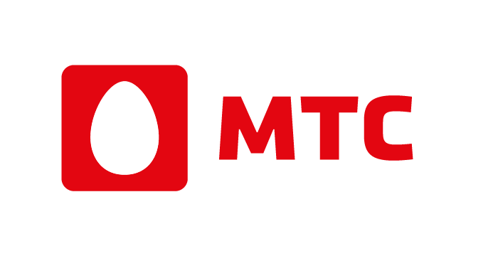 МТС logo (MTS russian)