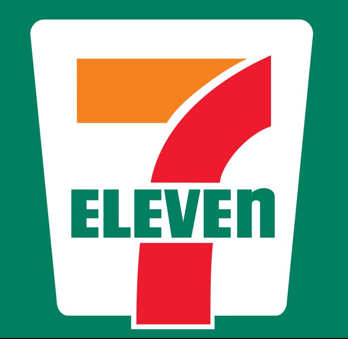 7-Eleven logo, brand, logotype