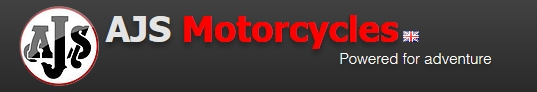AJS_Motorcycles website logo