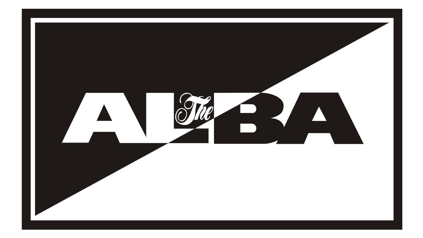 ALBA logo, logotype, symbol