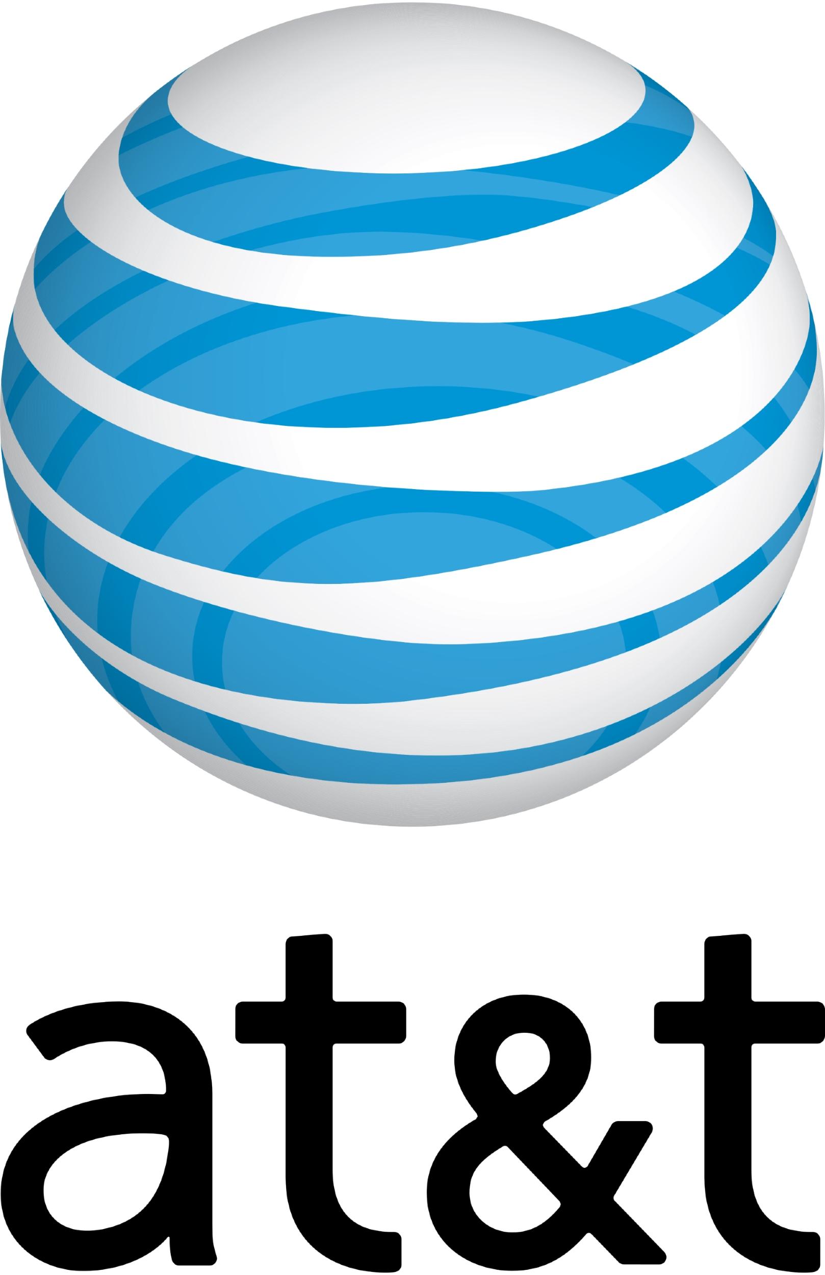 AT&T Mobility logo, logotype