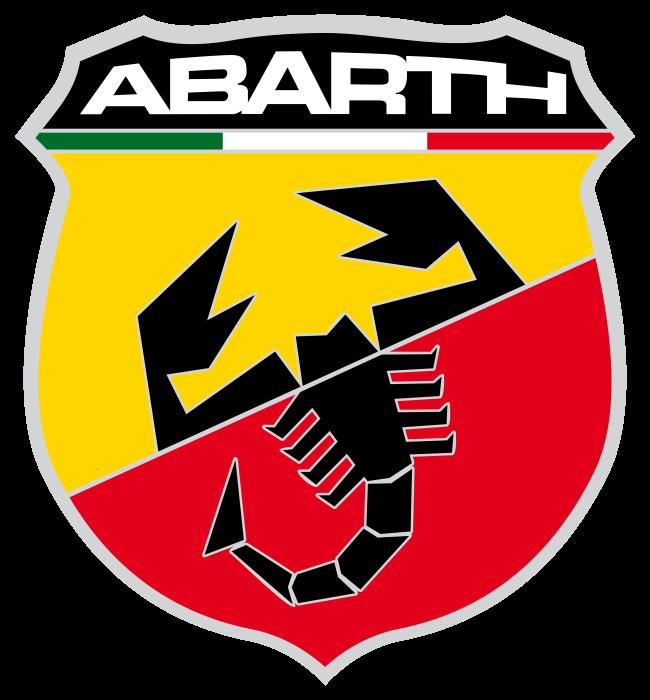 Abarth logo, symbol, emblem, logotype