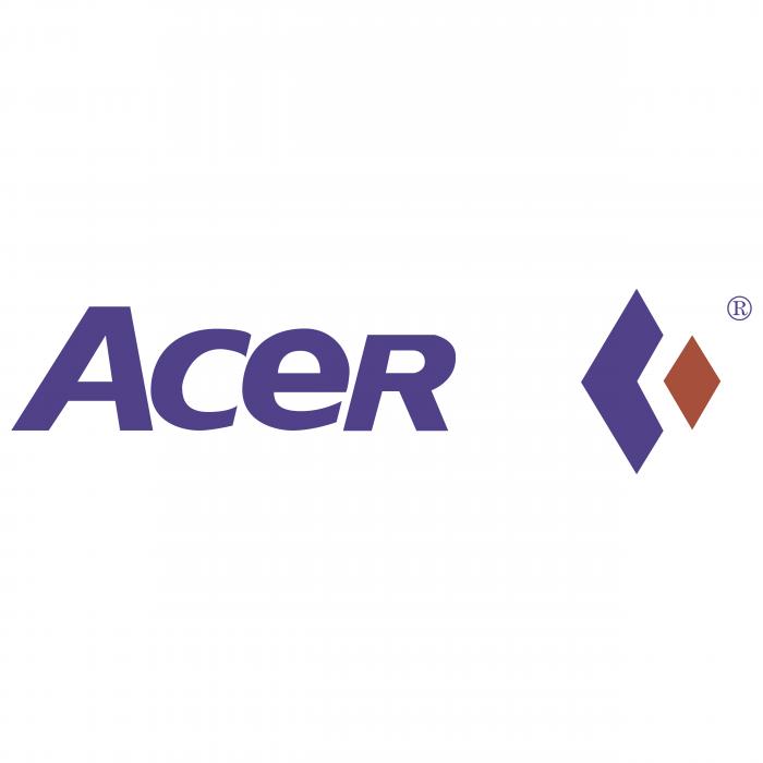 Acer logo dark