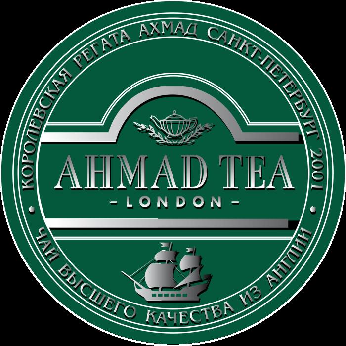 Ahmad Tea logo cercle