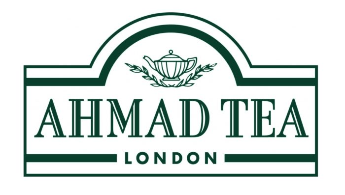 Ahmad Tea logo, green