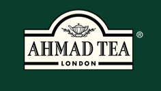 Ahmad Tea logo, logotype, emblem
