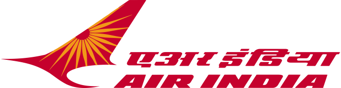 Air India logo, logotype, emblem