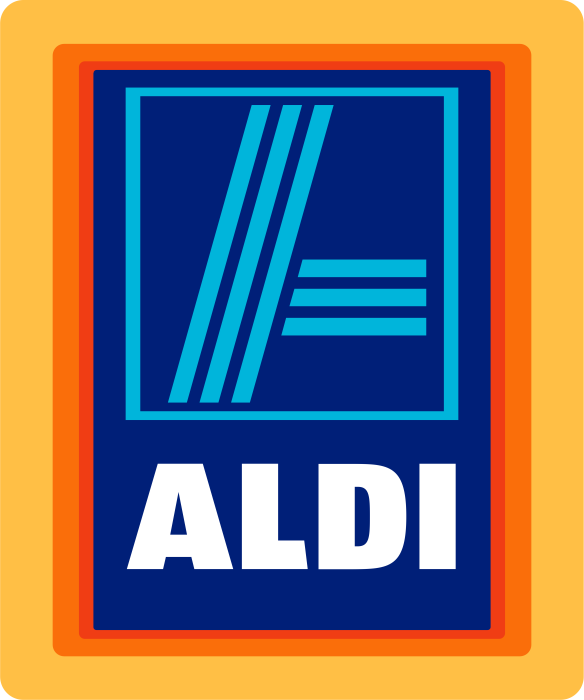 Aldi logo, logotype