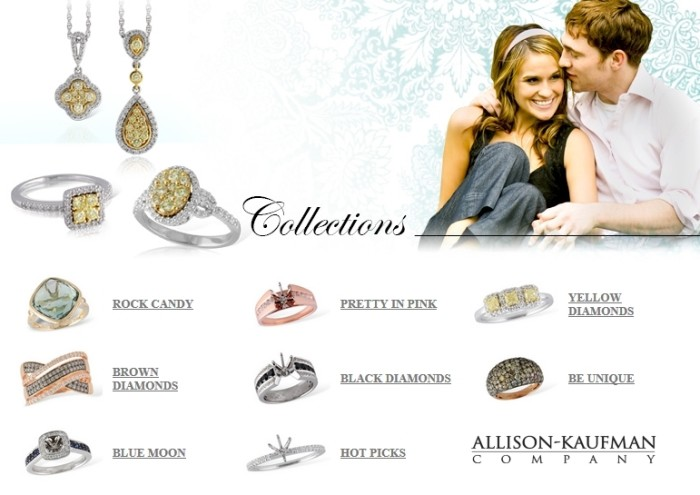 Allison-Kaufman rings collections