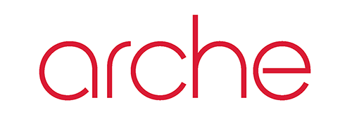 Arche Shoes logo, wordmark
