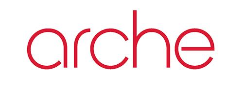 Arche Shoes logo, wordmark