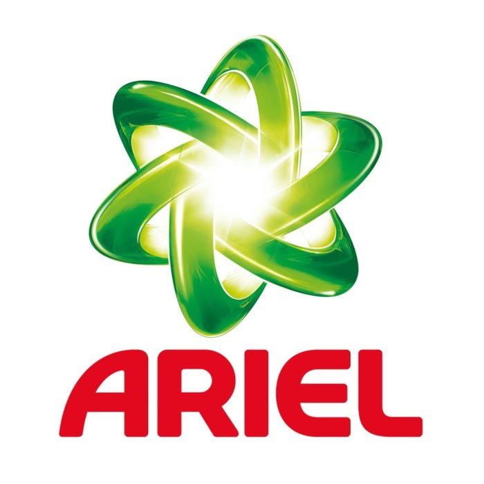Ariel logo, logotype, emblem
