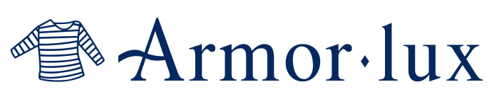 Armor-Lux logotype, symbol, horizontal