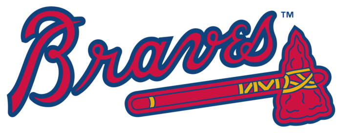 Atlanta Braves logo, logotype