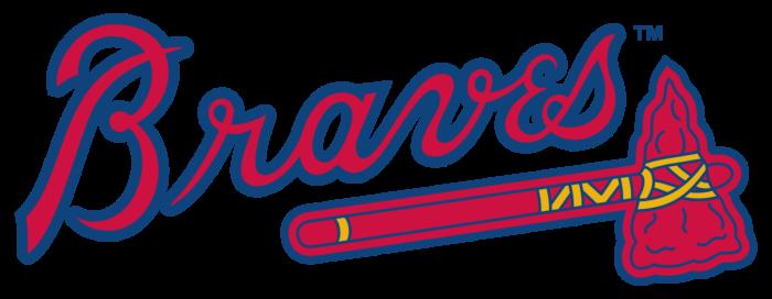 Atlanta Braves logo, logotype