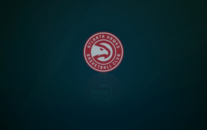 Atlanta Hawks wallpaper with logo on It, widescreen 1920x1200, 16x10
