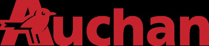 Auchan logo red