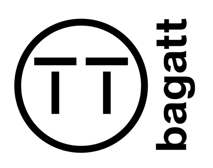 Bagatt logo, logotype