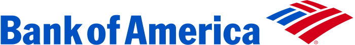 Bank of America logo, logotype, emblem
